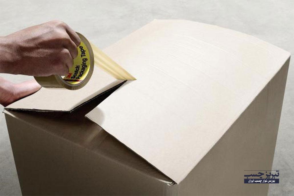 بسته بندی کارتن