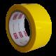 نوار چسب رنگی شیشه ای زرد 5 سانت زرد