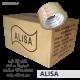 نوارچسب شیشه ای بیصدا Alisa Low Noise