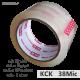 نوار چسب پهن 38 میکرون KCK