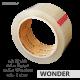 نوار چسب شفاف 45 میکرون Wonder