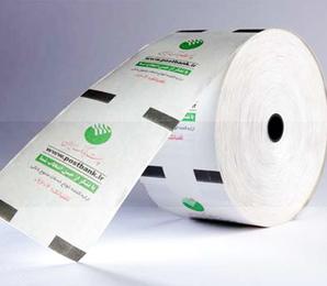 قیمت رول کاغذ حرارتی دستگاه خودپرداز ATM