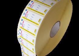 چاپ روی انواع لیبل و برچسب