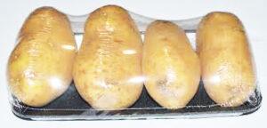 بسته بندی سیب زمینی با شرینگ POF