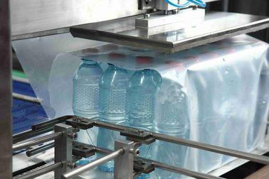 دستگاه شیرینک پلی اتیلن بطری آب معدنی