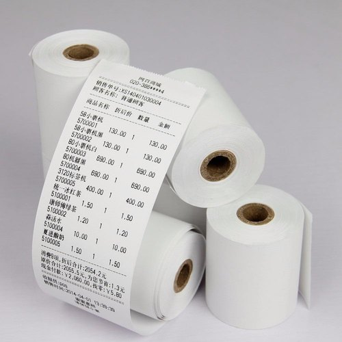 نمونه رول کاغذ حرارتی 8 سانتی